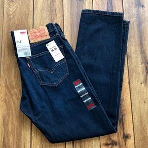 Men's Levi 30x30 511 Slim Fit Stretch Jeans